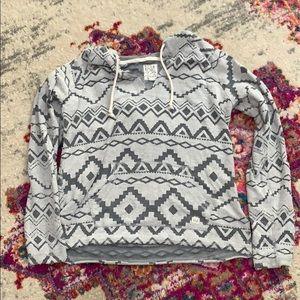 Billabong beach hoodie
